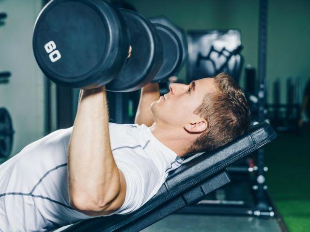 crescita massa muscolare